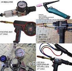 MIG /TIG /PLASMA ARC WELD PRO 250 amp AC/DC, pulse sq wave, MIG ALUM, SS, STEEL