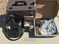 MIG Welder Lotos MIG175 220-Volt 175 Amp MIG Flux-Core Welder & Spool Gun New