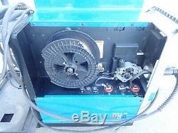 MIller Millermatic Pulser 250 Amp Mig & Aluminum Welder With Profax Gun & Cart #1