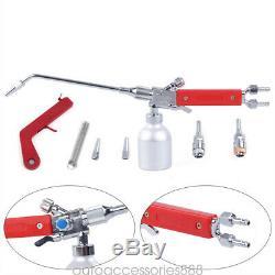 Metal Powder Spray Welding Torch Welding Gun Oxygen Acetylene Flame Welder Tools