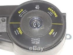 Mig Welding Spool Gun Aluminum Fit Lincoln Power Mig Torch Welder 10'. 023.030
