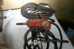 Miget Aircomatic mig gun welder 18' Airco wire feed spool 30' with welding lead