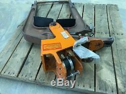 Milco MFG. 638-10170-01, Robot Pinch-Type Weld Gun, Robotic Welding, Welder