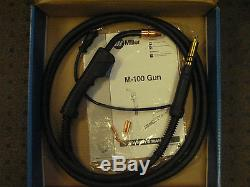 Miller 248282 M-100 10 Ft Mig Gun For Most All MM Millermatic Welders And Others