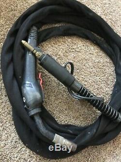 Miller Alumafeed Aluminum Synergic Pulse Push-Pull Feeder XR-AlumaPro gun welder