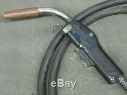 Miller CP300 Welder WithMillermatic S-52E Wire Feeder & Tweco Mig Gun Works Good