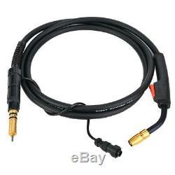 Miller M-100 242282 100 Amp MIG Welding Gun Torch Stinger 10Ft Welder Parts