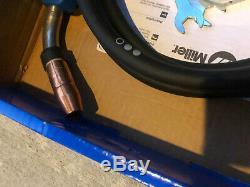 Miller MDX-250 1770037 AccuLock 15 ft Welder MDX 250A Wire Feed MIG Welding Gun