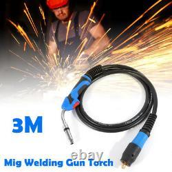 Miller MIG Welding Gun Torch Stinger 200A-300A Welder Parts Replacement 10FT