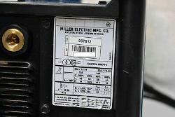 Miller Millermatic 141 MIG Wire Feed Welder 120V 907612 GMAW M-100 Gun NICE Tool