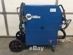 Miller Millermatic 350P Aluminum MIG Welder + XR-Aluma-Pro Gun push pull