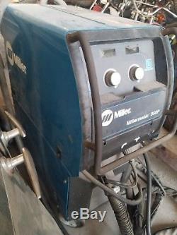 Miller Millermatic 350P Aluminum MIG Welder + XR-Aluma-Pro Gun push pull 07