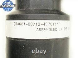 Miller Welder Wire Feeder With Tweco Robotics Mig Welding Gun QRA604-03/12 1773