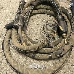 Miller XR-D Control Ext Reach Welder Wire Feeder XR-A Aluma Push/Pull Gun