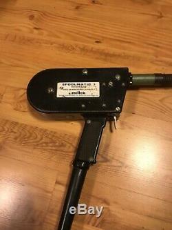 Miller spoolmatic 1 200A spool feeder gun aluminum welder weld