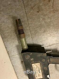 Miller spoolmatic 1 200A spool feeder gun welder weld