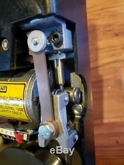 Miller spoolmatic 30A spool gun wc4 WC-4 controller feeder aluminum welder weld