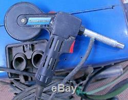 Millermatic 210 Mig Welder With Mig Welding Gun And Aluminum Spoolgun