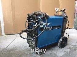 Millermatic welding machine 185 and M-15Gun Welder