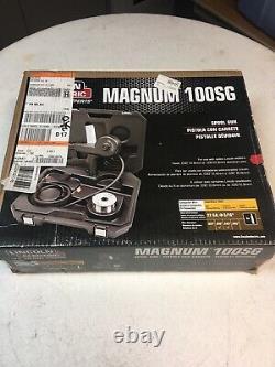 NEW $350 Magnum 100SG Spool Gun K2532-1 Electric Welder Welding Portable