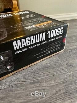 NEW! $350 Magnum 100SG Spool Gun K2532-1 Electric Welder Welding Portable