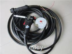 New Arrival 16Ft Euro Adpator MIG Welder Spool Gun Wire Feed Aluminum Welder