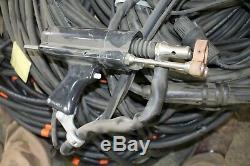 New Nelson Stud Welder Nelweld Model 6000 Industrial With LEADS& WELDING GUN