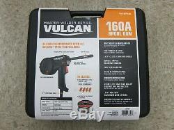 New Vulcan Va-splg 160a Spool Gun Mig Weld Master Welder Series 63793