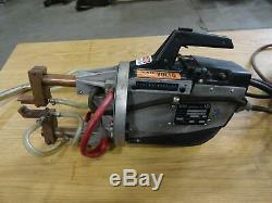 Nice Lors LTG-18 18KVA Portable Spot Welder 440V Scissor Style Welding Gun 50%DC