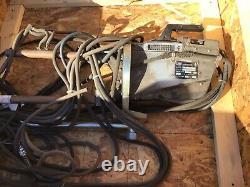 Nice Lors LTG-23 23KVA Spot Welder 440V Scissor Style Welding Gun 50%DC