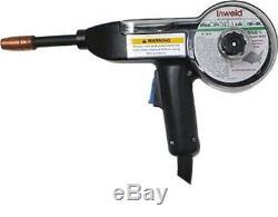 Norstar Badger Spool Gun 140A 10' fits Norstar & some Miller welders SM100