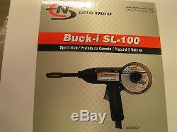 Norstar Mig spool gun SL-100 fits select Lincoln MIG Welders