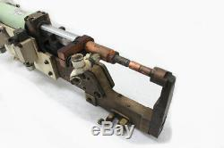 Obara Corp. Welding Gun SEN-4357 L Spot Welder 4.5 Throat 4 Opening