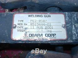 Obara Weld Gun Scissor Type Spot Welder Cat#pe2-8587