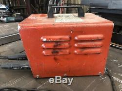 PRO WELD CD-212 Stud Welder with Cables and Gun