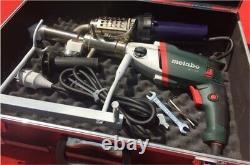 Plastic Extrusion Welding Machine Hot Air Plastic Welder Gun Extruder lr