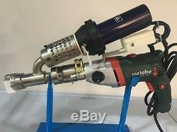 Plastic Welder Gun Extruder Plastic Extrusion New Hot Air Welding Machine cc