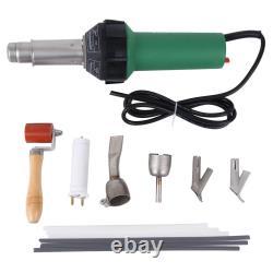 Plastic Welding Gun 1600W Handhold Welder Heat Hot Air Torch Gun for Welding