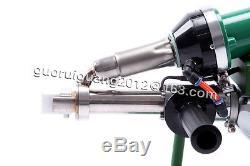 Plastic extrusion Welding machine Hot Air Plastic Welder Gun extruder LST600A