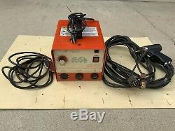 Pro Weld CD212 Stud Welder With Gun & Cables CD-212 Free Ship To Continental USA