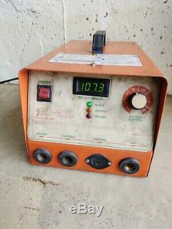 Pro Weld International CD 312 Stud Welder with gun and complete cable set