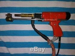 Pro-Weld International H. D. Arc Gun AG 900, Stud Gun 5/8 1 1/4'' Capacity