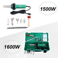 Professional Hot Air Torch Plastic Welding Gun Welder Pistol flooring tools