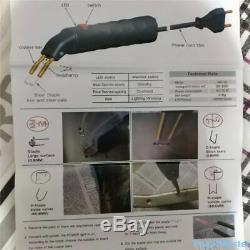 Professional System Welding Gun Bumper Fairing Auto Body Tool Plastic Welder