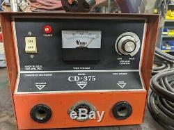 Proweld CD-375 Capacitor Discharge Stud/Pin Welder Welding Gun up to 5/16 Stud