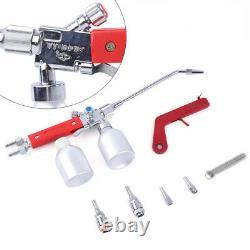 Q-2/H Metal Powder Spray Welding Tool O2/C2H2 Gas Flame Welders Gun Torches Kit