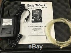 Ready Welder II 12/40V Portable Mig Welder with Spool Gun Battery/DC Powered