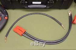 Ready Welder II Military Deluxe Pak Portable Mig Welder 10000MDP-CS with Spool Gun
