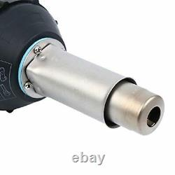 Ridgeyard 1600W Hot Air/Hot Gas Plastic Welder Welding Gun with Speed Nozzles Ro