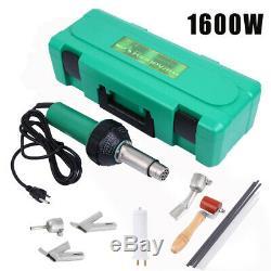 Ridgeyard 1600W Hot Air Plastic Welding Gun Welder Welding Tool Kit